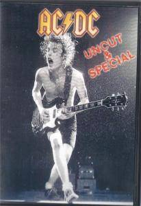 AC/DC: Uncut & Special - Cover