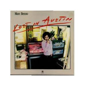 Marc Benno: Lost In Austin - Cover