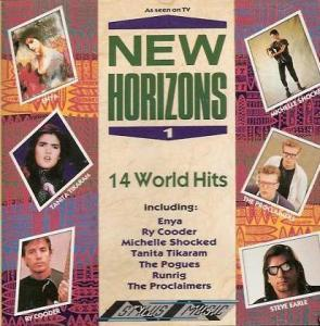 New Horizons 1 - Cover