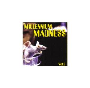 Cover - Backstreet Noise: Millennium Madness Vol. 2