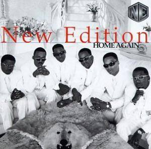 Cover - New Edition: Home Again
