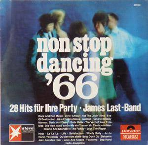 Cover - James Last: Non Stop Dancing '66