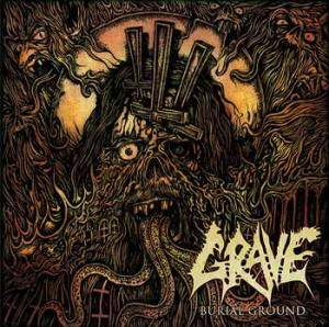 Grave: Burial Ground (CD) - Bild 2