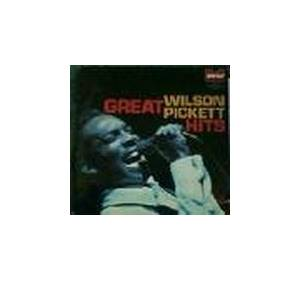Wilson Pickett: Great Wilson Pickett Hits (LP) - Bild 1