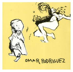 Omar Rodriguez-Lopez: Omar Rodriguez - Cover