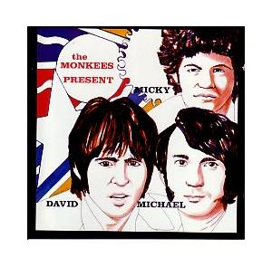 The Monkees: Monkees Present, The - Cover