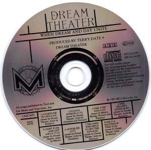 Dream Theater: When Dream And Day Unite (CD) - Bild 2