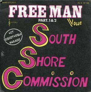 Cover - South Shore Commission: Free Man