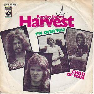 Cover - Barclay James Harvest: I'm Over You