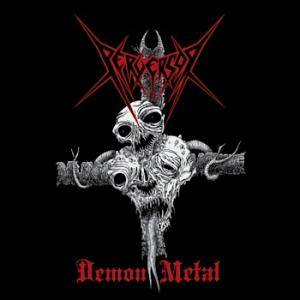 Perversor: Demon Metal - Cover