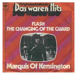 Cover - Marquis Of Kensington: Flash