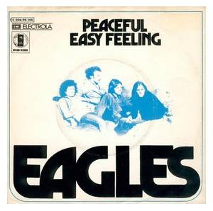 Cover - Eagles: Peaceful Easy Feeling