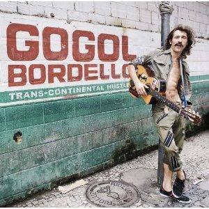 Gogol Bordello: Trans-Continental Hustle - Cover
