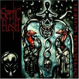 Septic Flesh: Ophidian Wheel (CD) - Bild 1