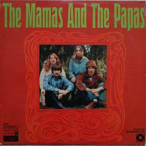 Cover - Mamas & The Papas, The: Mama's And The Papa's, The