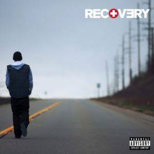 Eminem: Recovery - Cover