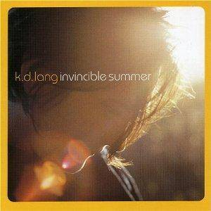 k.d. lang: Invincible Summer - Cover
