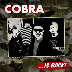 Cobra: ...Is Back! - Cover