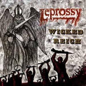 Leprosy: Wicked Reich - Cover