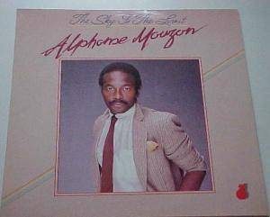Alphonse Mouzon: Sky Is The Limit, The - Cover