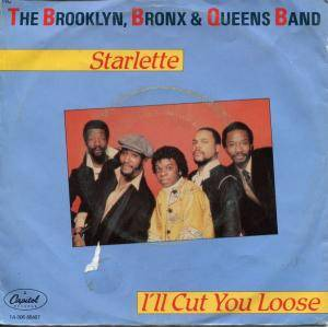 Cover - Brooklyn, Bronx & Queens Band, The: Starlette
