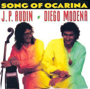 J.P. Audin & Diego Modena: Song Of Ocarina - Cover