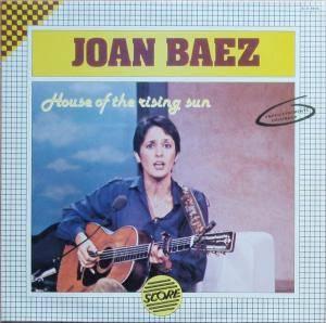 Joan Baez House Of The Rising Sun Lp 1981 Best Of