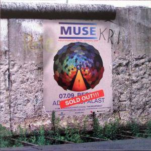 Muse: Admiralspalast Berlin 7/7 2009 - Cover