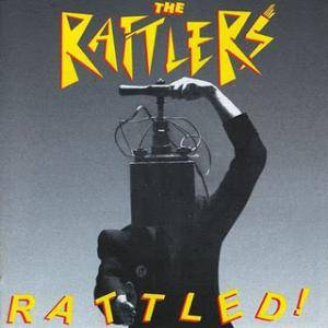 The Rattlers: Rattled! - Cover
