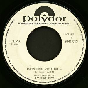 Napoleon Smith: Painting Pictures - Cover