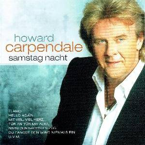 Howard Carpendale: Samstag Nacht - Cover