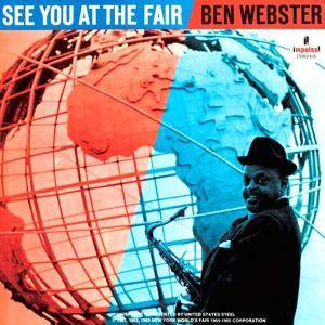 Ben Webster: See You At The Fair - Cover