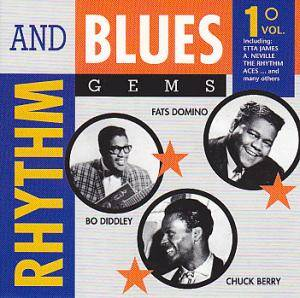Cover - Don & Rob: Rhythm' N' Blues Gems Vol. 1-5