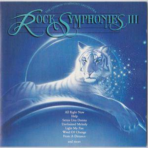 London Symphony Orchestra: Rock Symphonies III - Cover