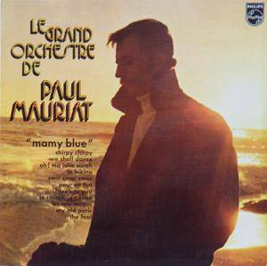Cover - Paul Mauriat: Mamy Blue
