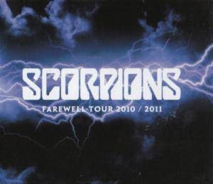 Scorpions: Farewell Tour - Cover
