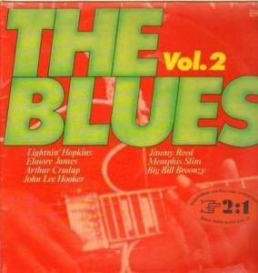 Blues Vol. 2, The - Cover