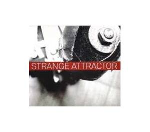 Cover - Strange Attractor: Mettle