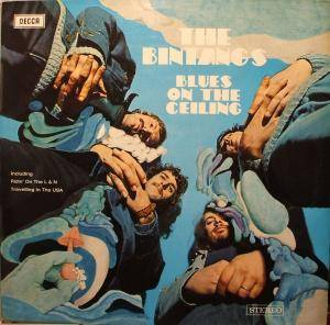 Cover - Bintangs: Blues On The Ceiling