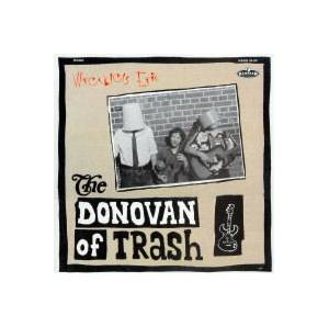 Cover - Wreckless Eric: Donovan Of Trash, The