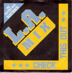 "L.A. Mix: Check This Out (7"") - Bild 1"
