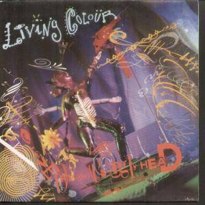 Living Colour: Love Rears Its Ugly Head - Cover