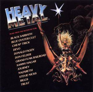 Heavy Metal - Music From The Motion Picture - Cover