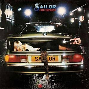 Sailor: Checkpoint (1977) - Cover