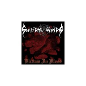 Cover - Suicidal Winds: Victims In Blood