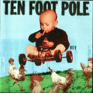 Cover - Ten Foot Pole: Rev