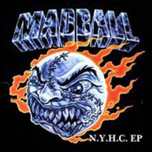 Madball: N.Y.H.C. EP - Cover