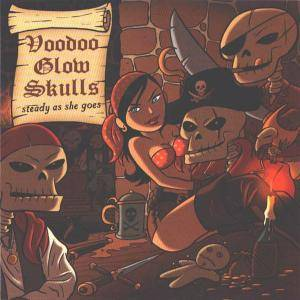 Cover - Voodoo Glow Skulls: Steady As She Goes
