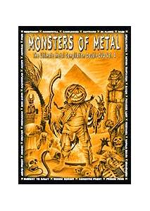 Monsters Of Metal Vol. 4 - Cover