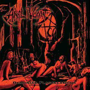 Anal Vomit: Demoniac Flagellations - Cover